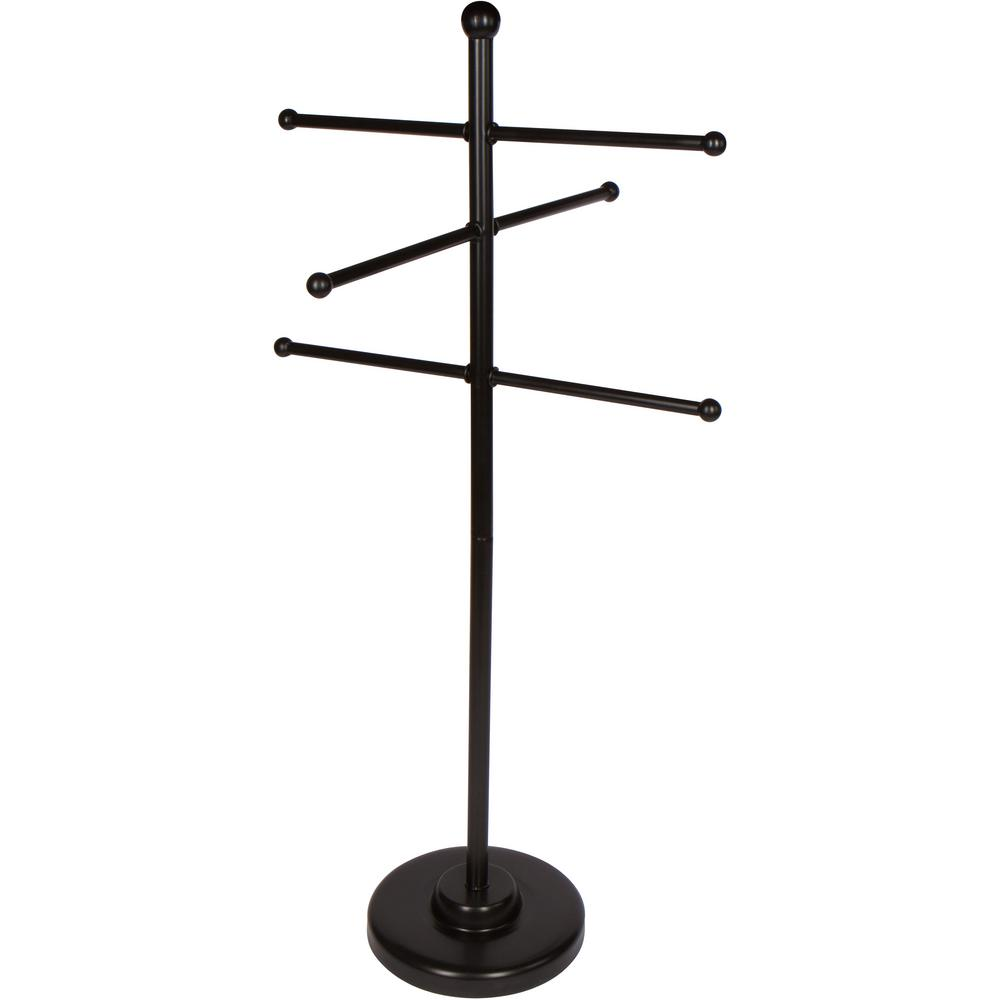 Trademark Innovations 50 in. Towel Rack for Pool and Spa