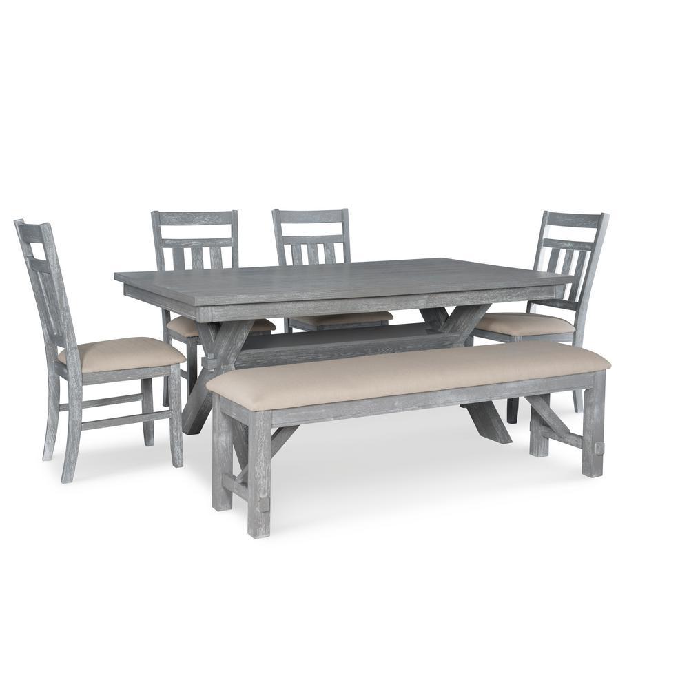 6-Piece Powell Krause  Dining Set