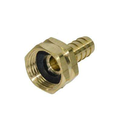 1/2 in. Shank Hose Coupling (Female Only)