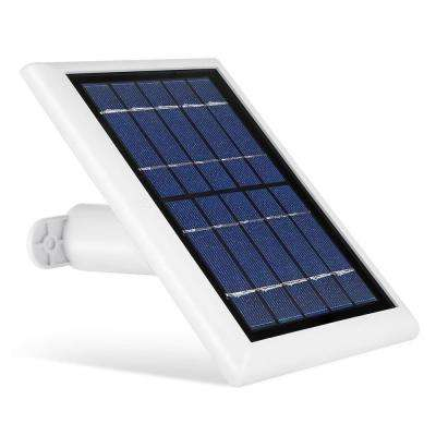 Solar Panel for Ring Spotlight Camera, Power Your Ring Spotlight Cam Continuously with Our New Solar Charger in White