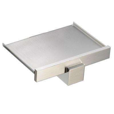 Ellite Wall-Mount Soap Dish in Brushed Nickel