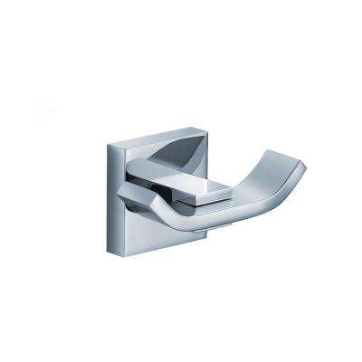 Glorioso Single Robe Hook in Chrome