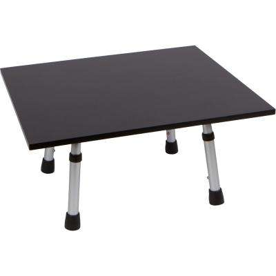 24 in. Portable Adjustable Standing Desk Laptop Stand