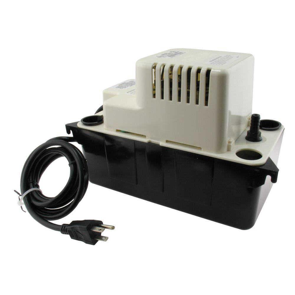 null 115-Volt Condensate Removal Pump - 15 ft. Lift-DISCONTINUED