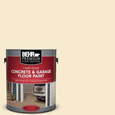 1 gal. #PFC-26 Classic Mustang 1-Part Epoxy Satin Interior/Exterior Concrete and Garage Floor Paint