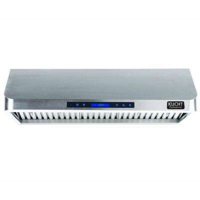 Pro-Style 36 in. Under Cabinet Range Hood in Stainless Steel