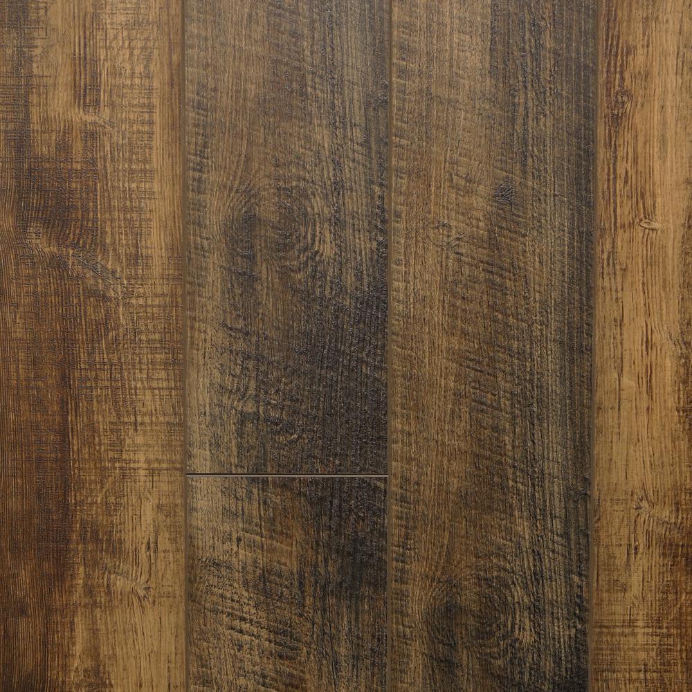 100 home decorators collection barrel oak 8 mm thick x 6 1