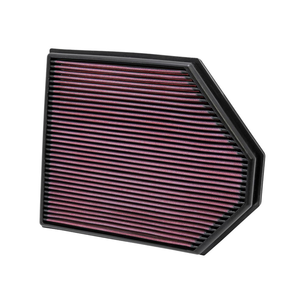 K&N Replacement Air Filter for 11-12 BMW X3 3 0L L6
