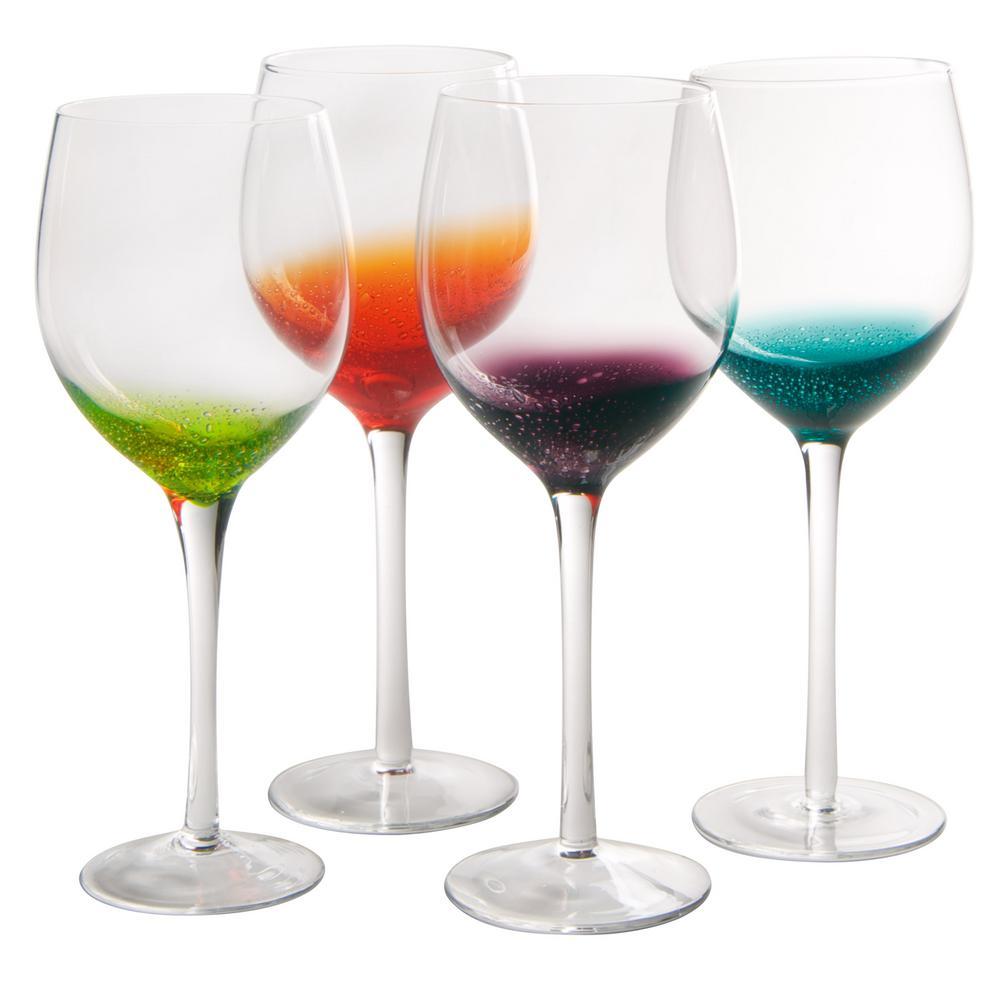 Goblet Red Wine Glasses (Set of 4)