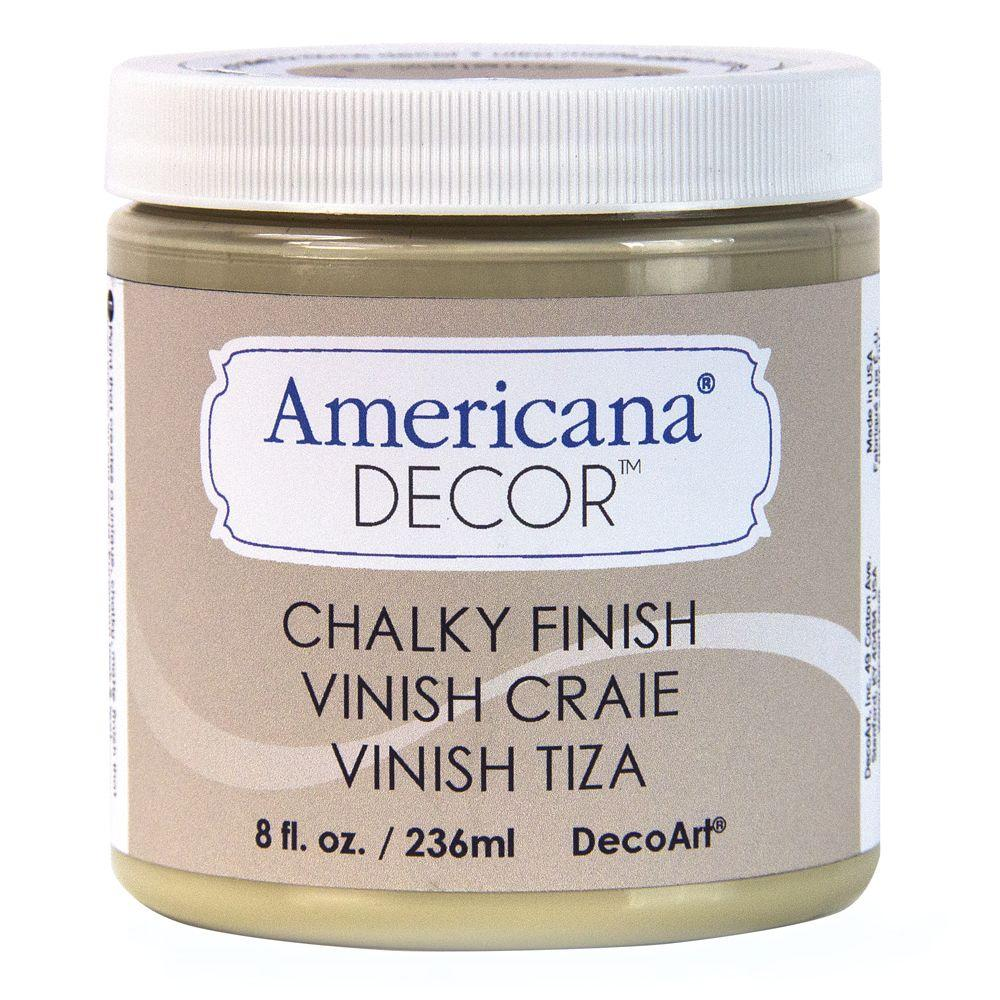 Americana decor chalk paint timeless color