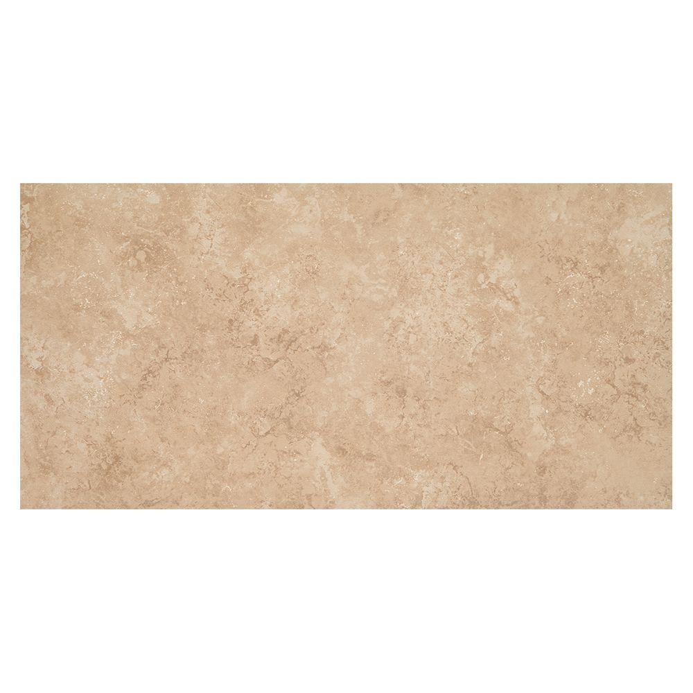 Catalina Canyon Noce 12 in. x 24 in. Glazed Porcelain Floor