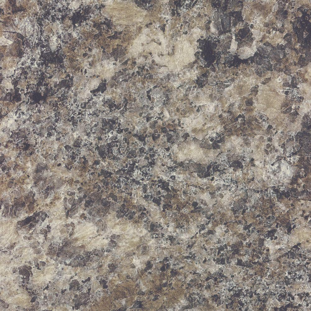 Formica 5 In X 7 Laminate Countertop Sample Perlato Granite With Premiumfx