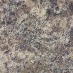 5 in. x 7 in. Laminate Countertop Sample in Perlato Granite with Premiumfx Etchings Finish