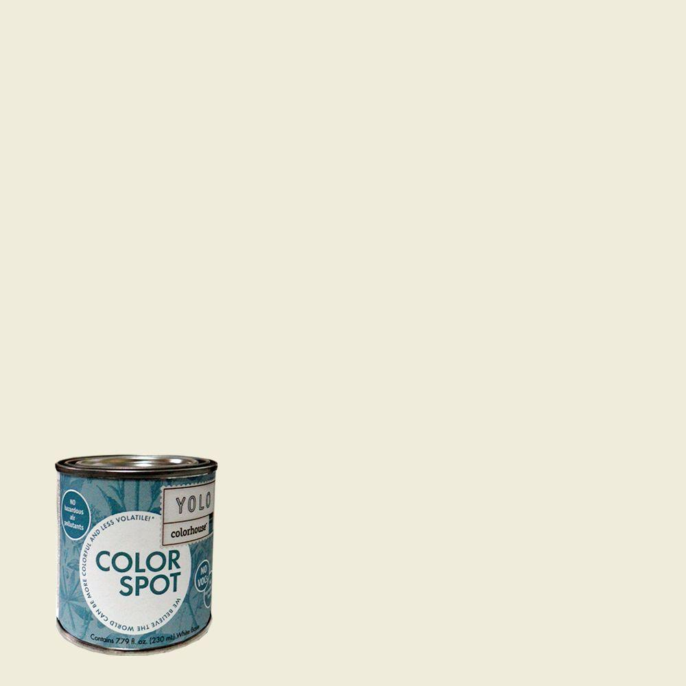 YOLO Colorhouse 8 oz. Imagine .04 ColorSpot Eggshell Interior Paint Sample-DISCONTINUED