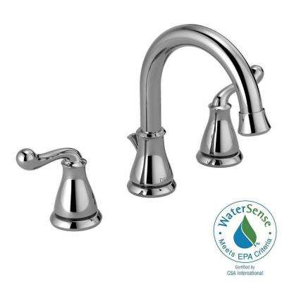 Southlake 8 in. Widespread 2-Handle Bathroom Faucet in Chrome