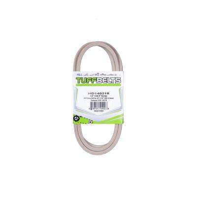 AYP Lawn Tractor Drive Belt fits 46 in. and 50 in. 1999 and Newer Replaces 140218
