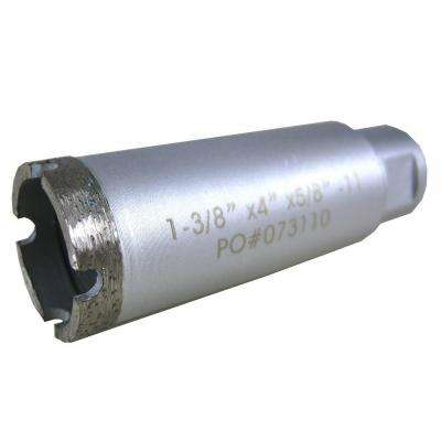 1-3/8 in. Wet Diamond Core Bit for Stone Drilling