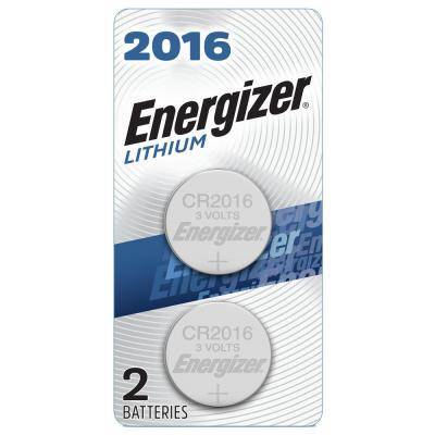 Button Battery (2-Pack)