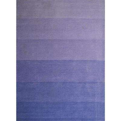 United Weavers Seattle Shades Lilac 7 Ft 10 In X 6