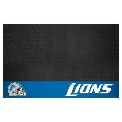 Detroit Lions 26 in. x 42 in. Grill Mat