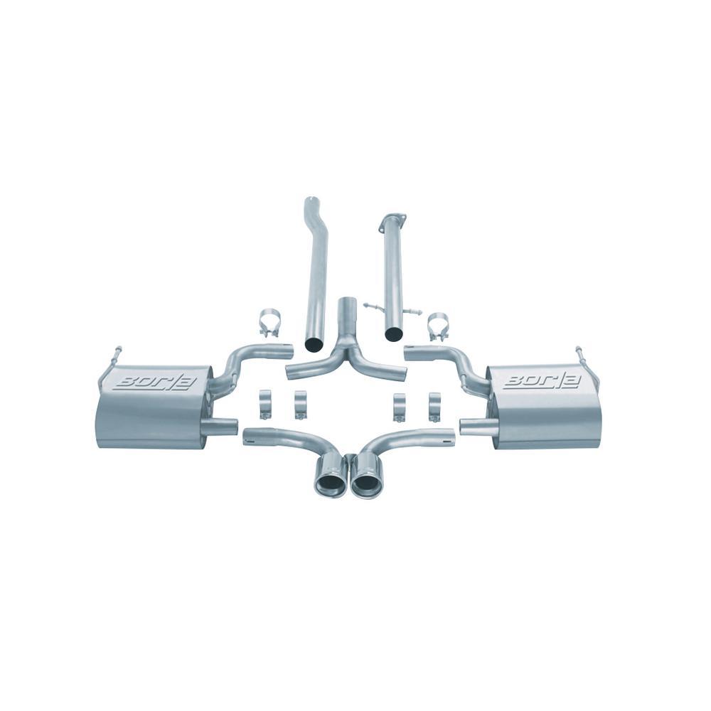 Borla Acura RSX 02-06 TYPE S Catback Exhaust-140002