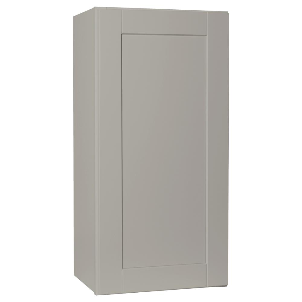 This Review Is From Shaker Embled 18x36x12 In Wall Kitchen Cabinet Dove Gray