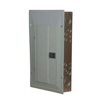 BR 100 Amp 40-Circuit Main Breaker Indoor Plug On Neutral Load Center Contractor Kit ((2) BR120 and (1) BR230)
