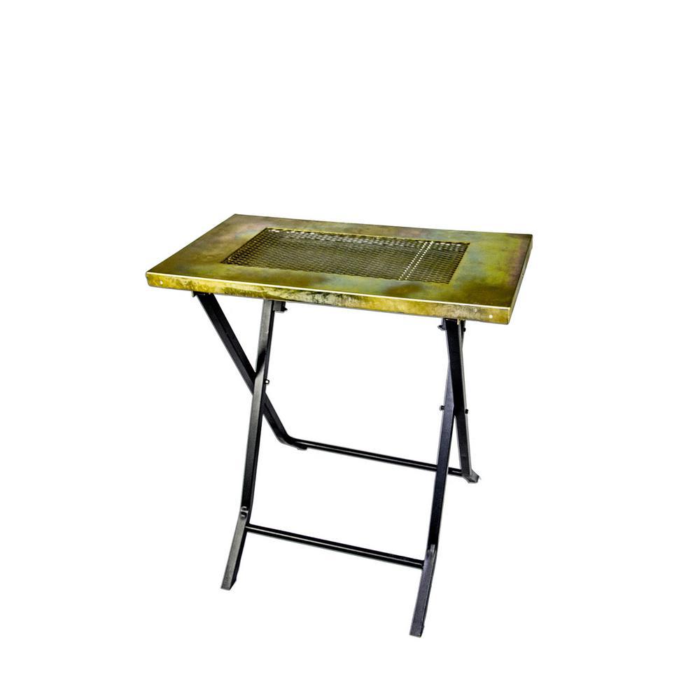 Steel Folding Welding Table