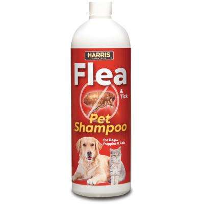 16 oz. Flea and Tick Pet Shampoo