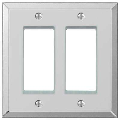 Acrylic Mirror 2 Decora Wall Plate