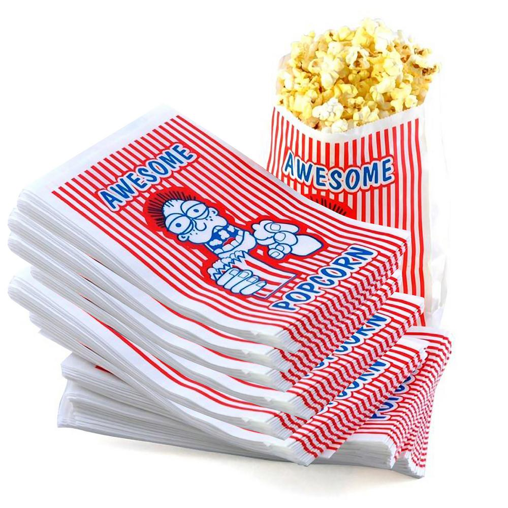2 Oz Movie Theater Popcorn Bags 500 Count