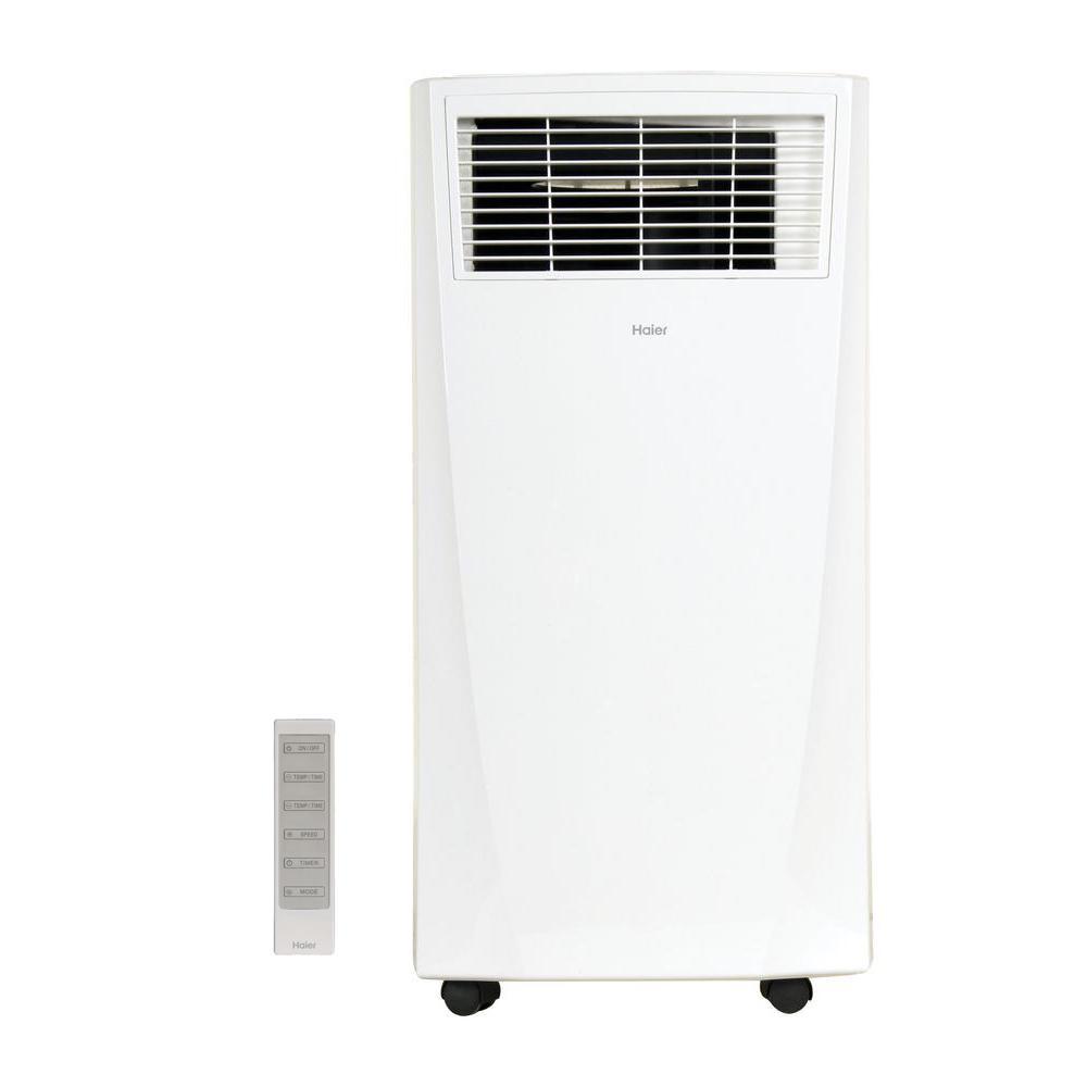 Haier 10,000 BTU Portable Air Conditioner with Dehumidifier
