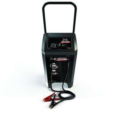 Battery Extender 12-Volt, 200 Amp Engine Start, 40 Amp Charger, 2 Amp Maintainer