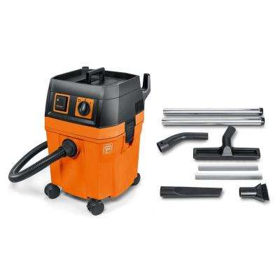 Turbo II 8.4 Gal. HEPA Dust Wet/Dry Vacuum Cleaner