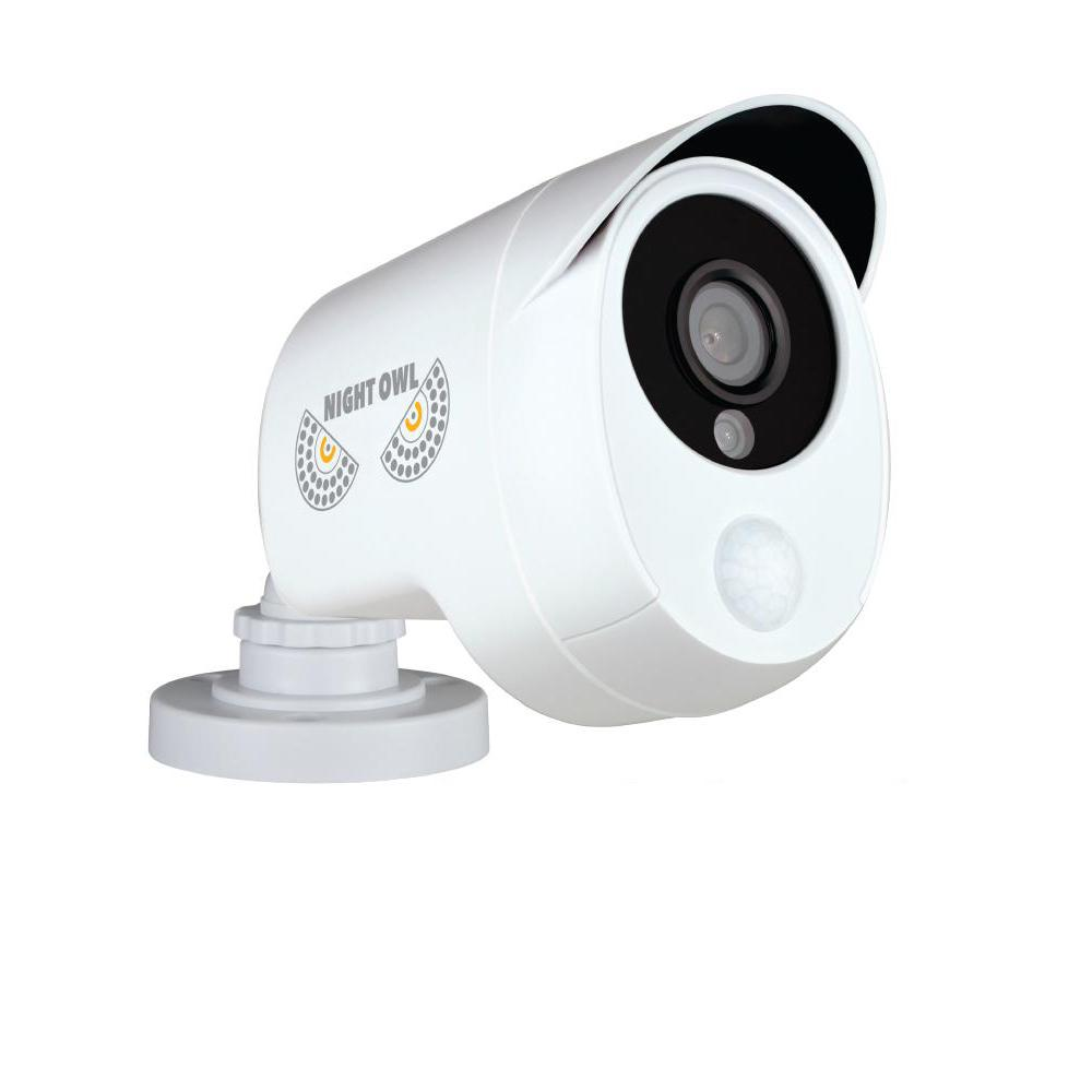 1080p Wired Smart Infrared Detection Standard Surveillance Camera