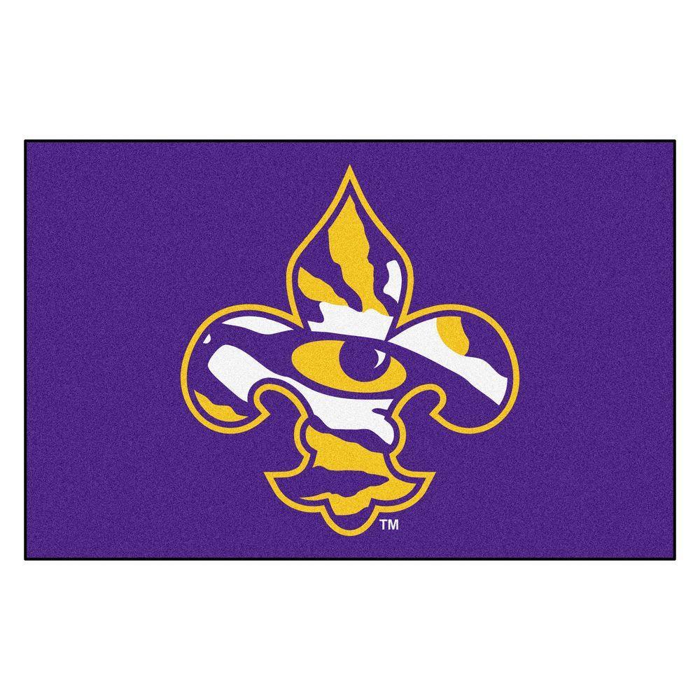 Ncaa Louisiana State University Purple