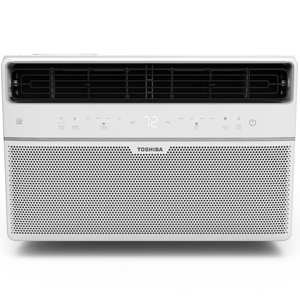 Toshiba 6,000 BTU 115-Volt Touch Control Window Air Conditioner with Remote