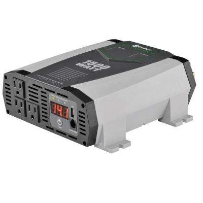 Professional 1500-Watt Power Inverter