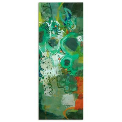 """""""Lolly I"""" by EAD Art Coop Frameless Free-Floating Tempered Art Glass Wall Art"""