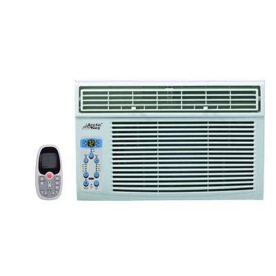 12000 BTU Window Air Conditioner 115-Volt Cool Only with Remote