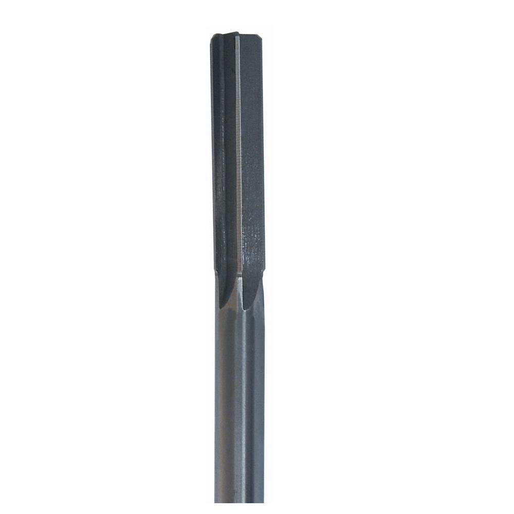 DWR Series Drill America 5//16 High Speed Steel Straight Shank Spiral Flute Chucking Reamer
