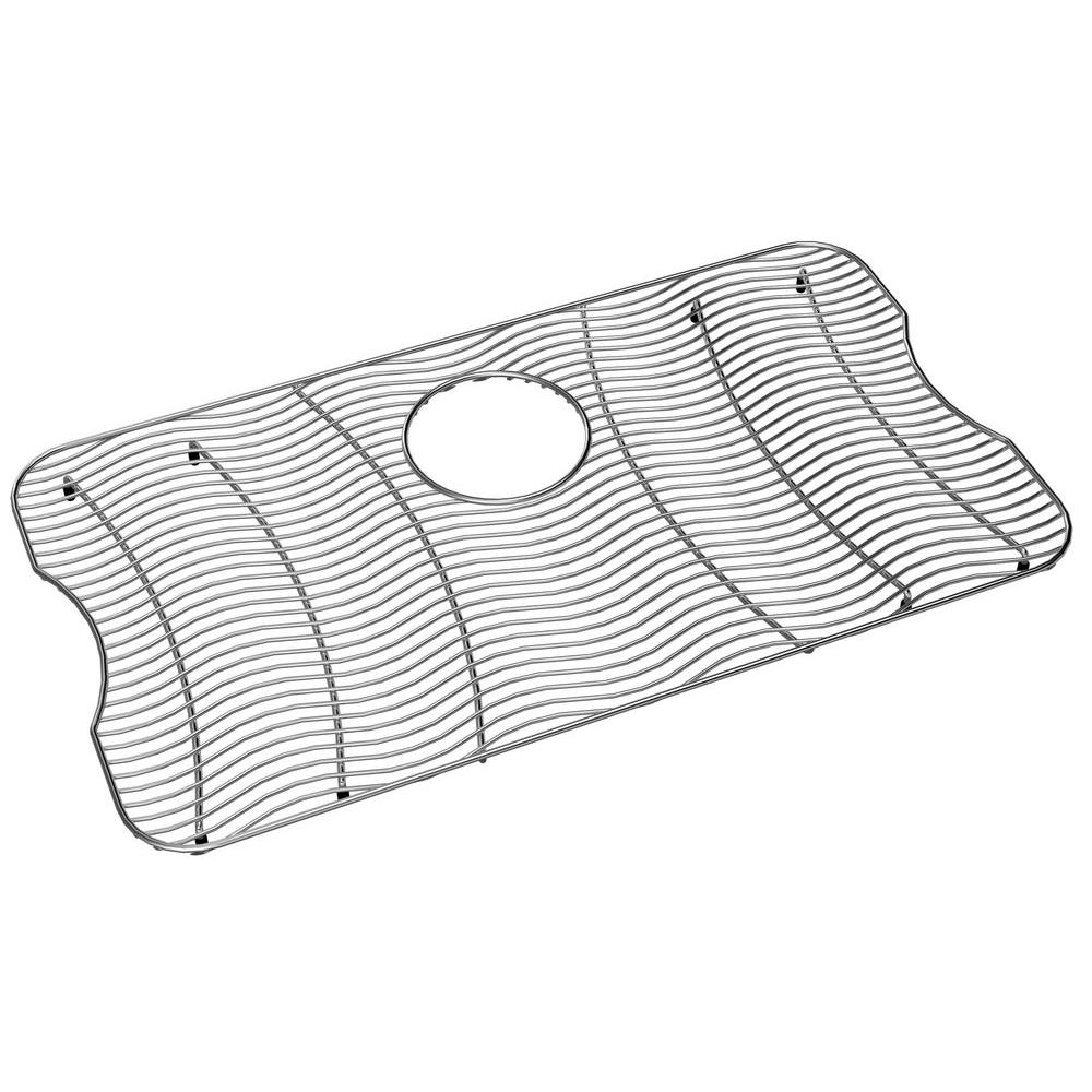 Elkay Lustertone Kitchen Sink Bottom Grid Fits Bowl Size 28 In X Wiring Diagram 16