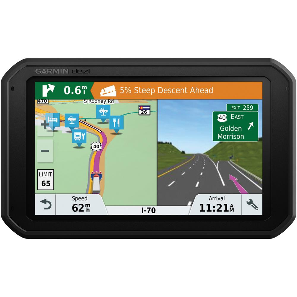 Garmin dezl 780 LMT-S 7 in. GPS Navigator with Bluetooth and Free Lifetime Maps