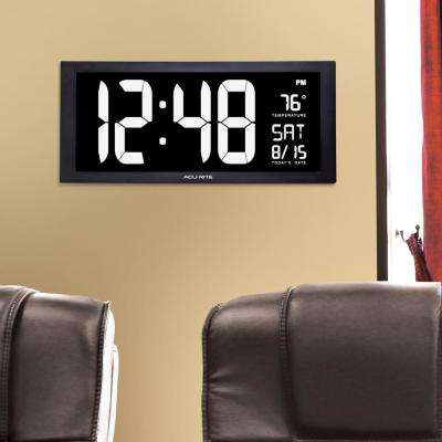 AcuRite - Wall Clocks - Wall Decor - The Home Depot