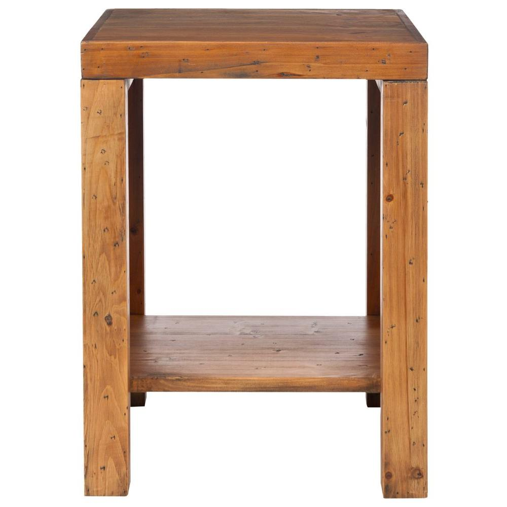 oak end tables. safavieh lahoma oak end table tables y