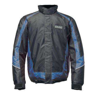 XT Series Mens Large Blue Jacket