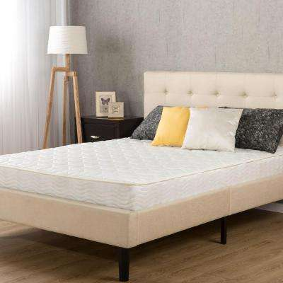 King Firm Mattress. Mattress   Zinus   The Home Depot