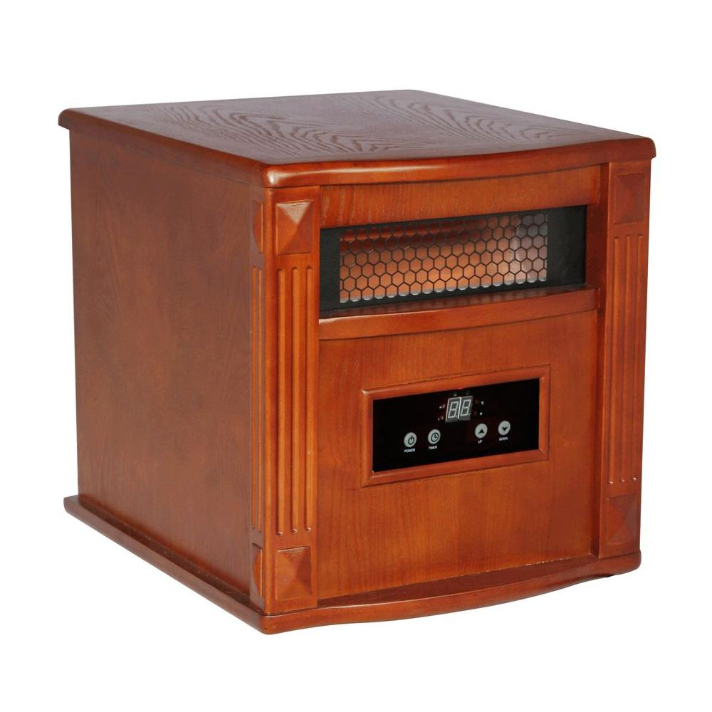 American Comfort Gold 1500 Watt Portable Infrared Heater - Tuscan