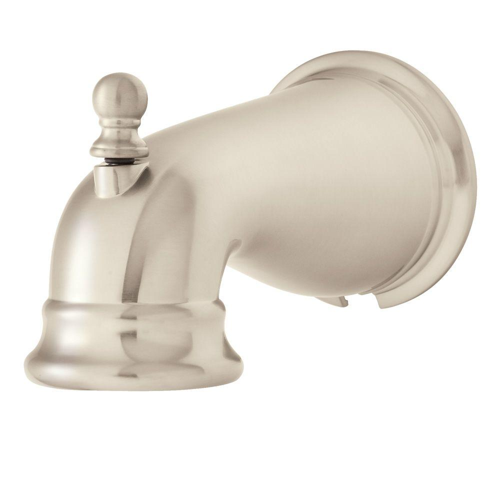 Speakman Alexandria Diverter Tub Spout in Brushed Nickel