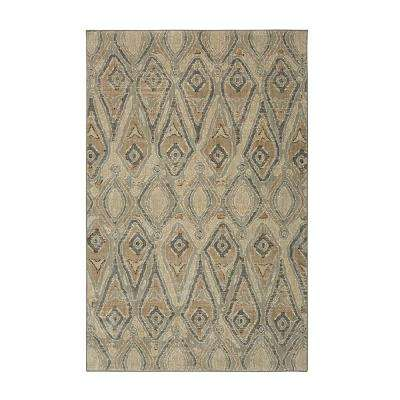 Berceuse Gray 5 ft. 3 in. x 7 ft. 10 in. Area Rug